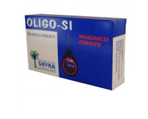 MANGANESE/CO 20F 2ML OLIGOSI
