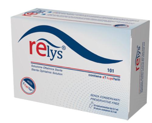 RELYS MONODOSE 30MINICONT