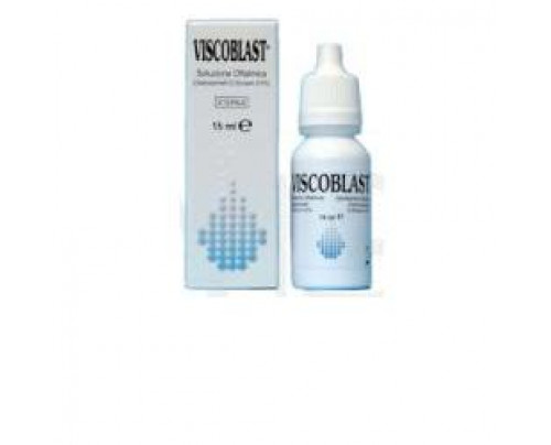 VISCOBLAST SOL OFT 15ML