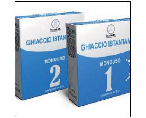 GHIACCIO ISTANT BUSTA TNT 1PZ