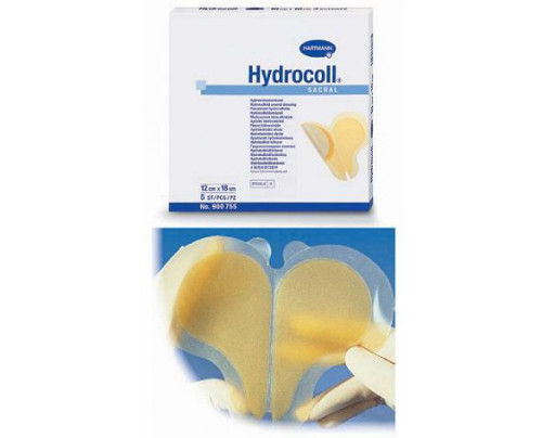HYDROCOLL SACRAL MEDIC 12X18CM