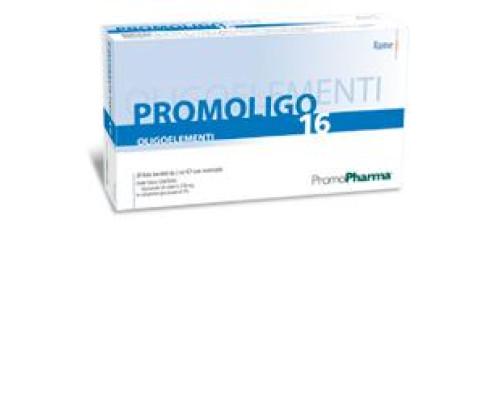 PROMOLIGO 16 CU 20F 2ML