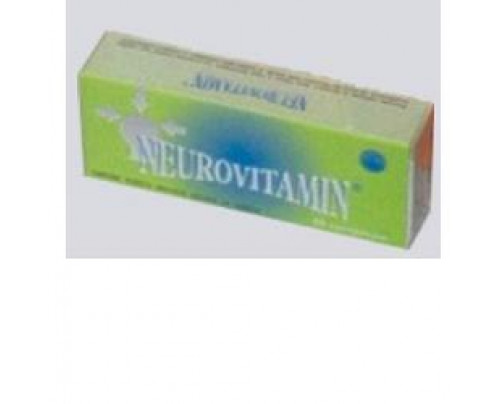 NEUROVITAMIN 48CPR