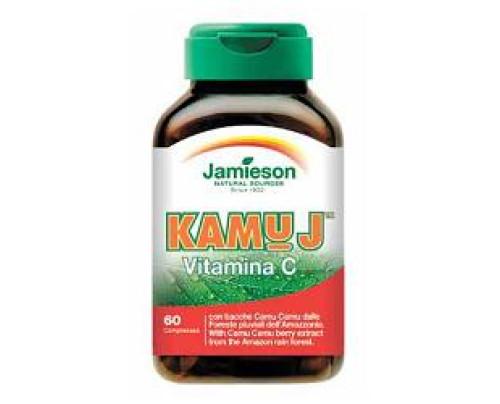 KAMU J VIT C JAMIESON 60CPR