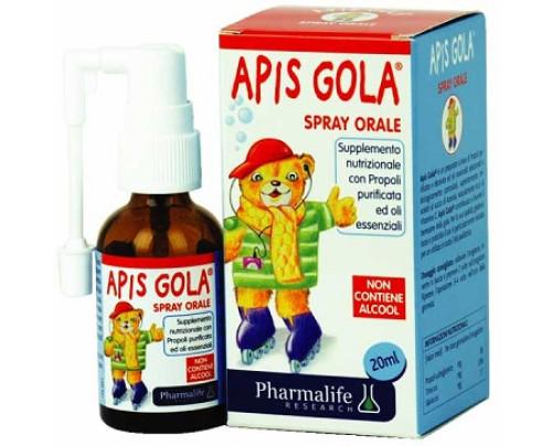 APIS GOLA BIMBI SPRAY 20ML