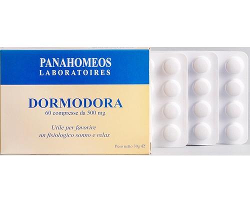 DORMODORA 60TAV 500MG