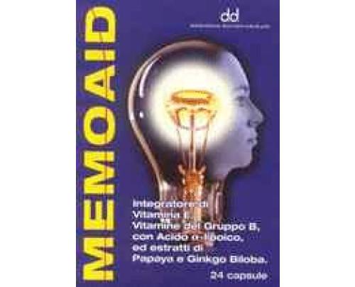 MEMOAID INTEGRATORE 24CPS
