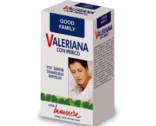 VALERIANA/IPERICO GOOD F 60CPR