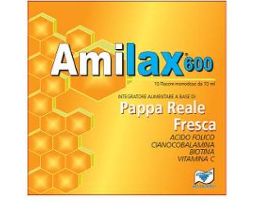 AMILAX 600 10FL 10ML