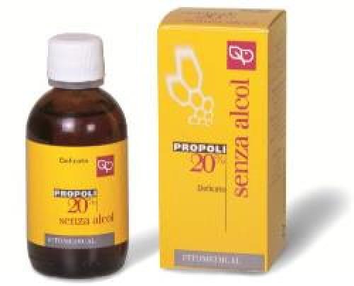 PROPOLI 20% S/ALCOOL 50ML