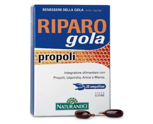 RIPARO GOLA PROPOLI 20CPS