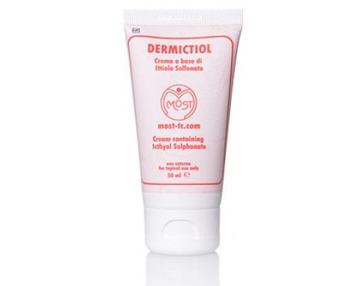 MOST DERMICTIOL CREMA 50ML