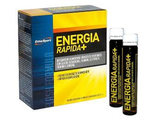 ENERGIA RAPIDA+ 10FL 25ML