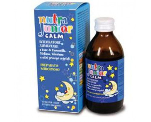 NUTRA JUNIOR CALM 100ML