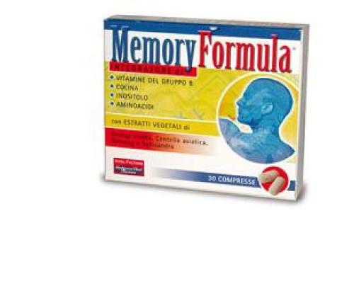 MEMORY FORMULA 30CPR