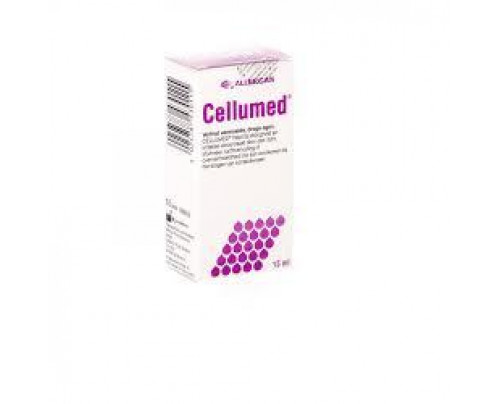 CELLUMED SOL OFT FL 15ML