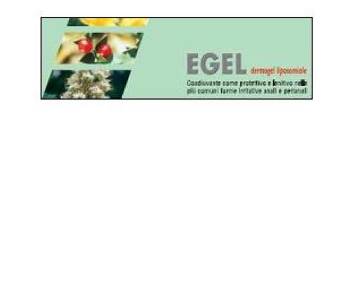 EGEL DERMOGEL LIPSOMIALE 40ML