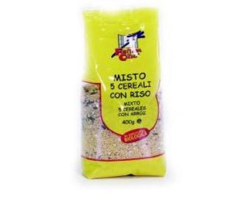 MIX PER ZUPPA 5 CRL C/RISO