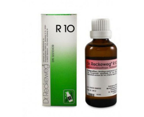 RECKEWEG R10 GOCCE 22ML