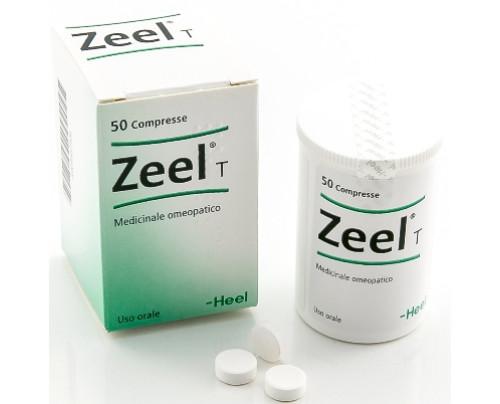 ZEEL T 50CPR HEEL