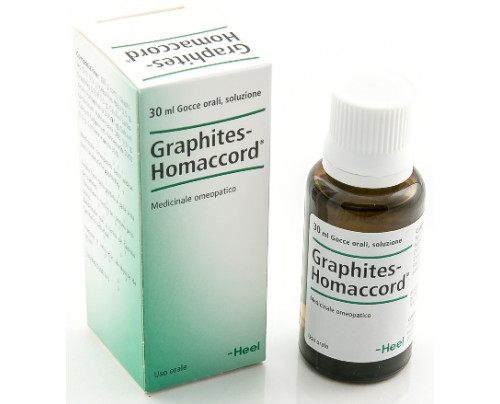 GRAPHITES HOMAC 30ML GTT HEEL