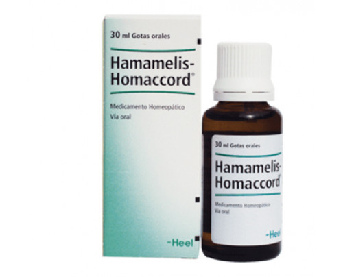 HAMAMELIS HOMAC 30ML GTT HEEL