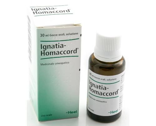 IGNATIA HOMAC 30ML GTT HEEL