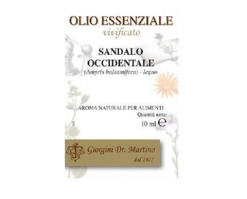SANDALO OCCIDENT OLIO ESS 10ML