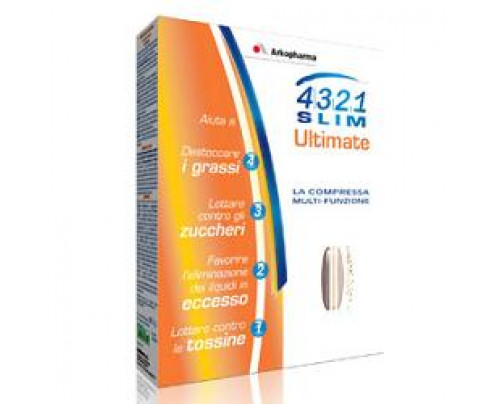 4321 SLIM ULTIMATE 30CPR