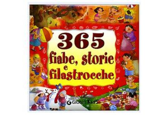 365 FIABE STORIE E FILASTROC