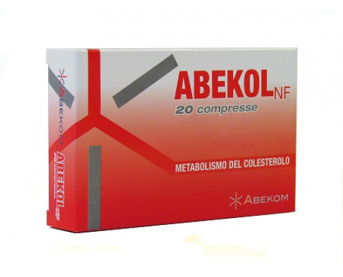 ABEKOL NF 20CPR