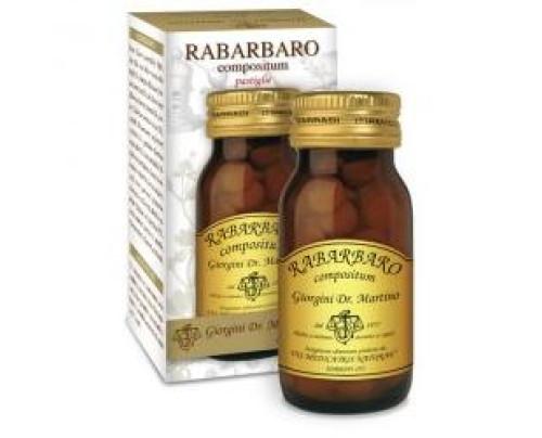RABARBARO COMPOSITUM 80PAST