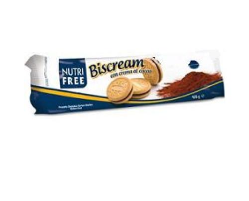 NUTRIFREE BISCREAM C/CR CACAO