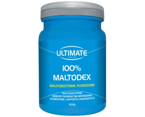 ULTIMATE 100% MALTODEX 500G