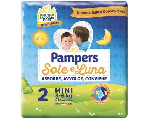PAMPERS SOLE&LUNA FLASH MINI21