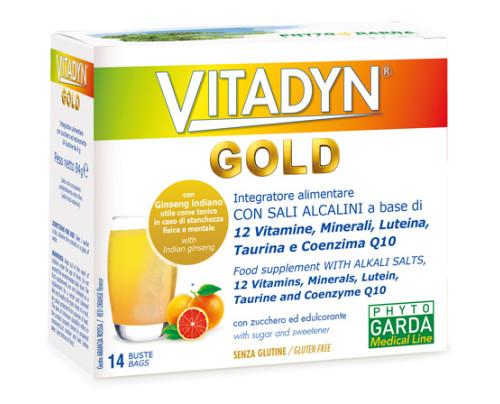 VITADYN GOLD 14BUST