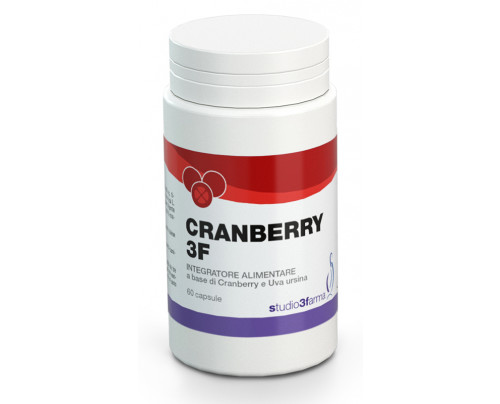 CRANBERRY 3F 60CPS