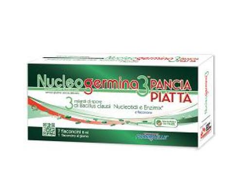 NUCLEOGERMINA PANCIA PIATTA7FL
