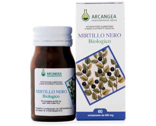MIRTILLO NERO BIOLOGICO 60CPR