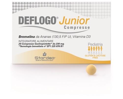 DEFLOGO JUNIOR 20CPR 230MG