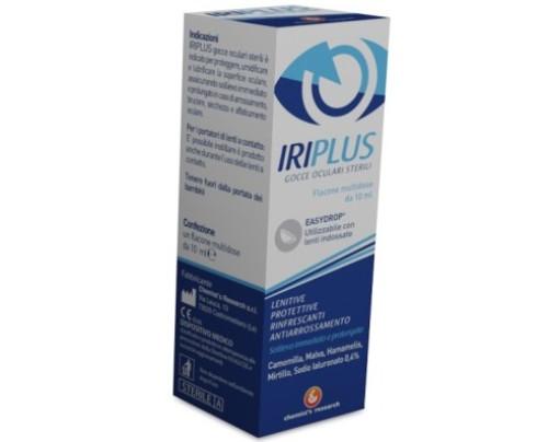 IRIPLUS EASYDROP 0,4% COLL10ML