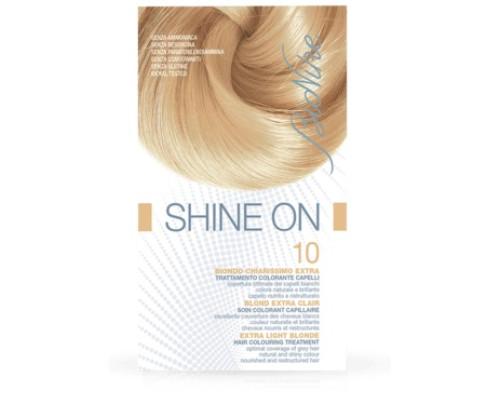 SHINE ON COL CAPELLI BIONDO 10