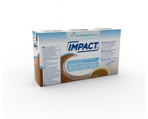 IMPACT ORAL CAFFE' 3X237ML
