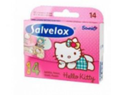 CER SALVELOX HELLO KITTY 12X14