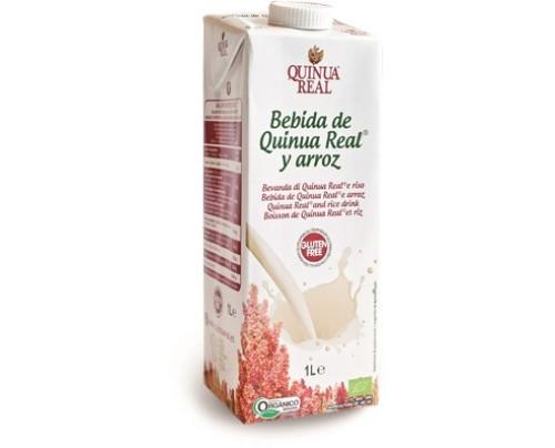 QUINUA REAL BEV QUINOA/RISO 1L