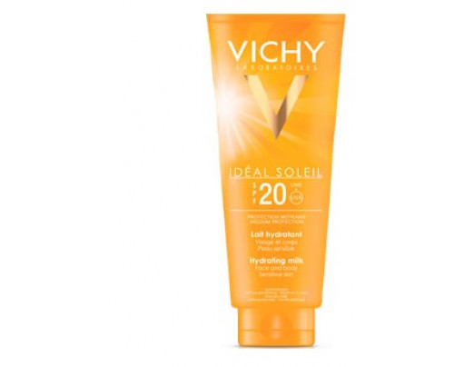 Vichy Ideal Soleil Latte Idratante 300 ml SPF 20