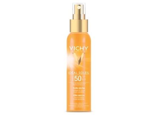 Vichy ideal soleil olio solare 125 ml