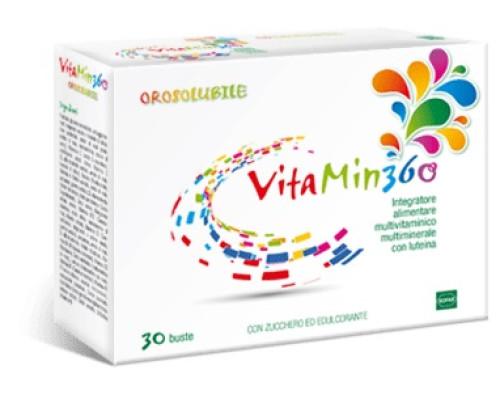 VITAMIN 360 MULTIVIT/MIN 60G