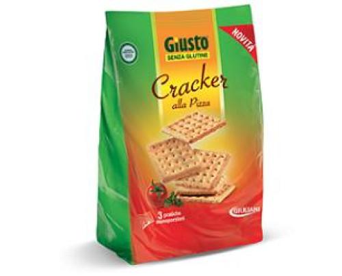 GIUSTO S/G CRACKER PIZZA 180G