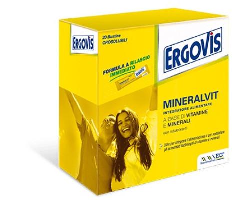 ERGOVIS MINERALVIT 20BUST